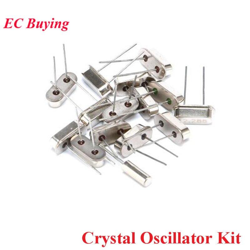 20Pcs 6.7458mhz 6.7458m HC-49S Crystal Oscillator