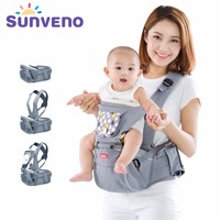 Newborn Baby Carrier Waist Belt Hipseat Hip Seat Infant Toddler Front Carrier
