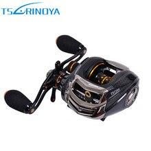 Tsurinoya TS1200 Baitcasting Reel 13+1BB 6.3:1 Right/Left Hand Bait Casting Fishing Reel Lure Wheel Moulinet Peche Carp Coil
