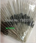 Free Shipping One Lot 20pcs 5mA 10kV High Voltage Diode HV Rectifier 2CL72 DO 206