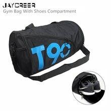 JayCreer спортивные сумки, спортивная сумка, дорожная сумка, сумка для спортивной обуви для мужчин и женщин T90