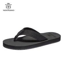 Брендовые сандалии, мужские тапочки на плоской подошве; удобная Для мужчин вьетнамки; повседневная обувь; летние пляжные Sapatos Hembre sapatenis masculino