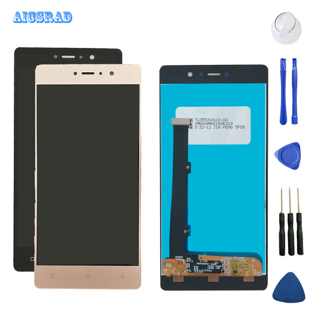 LCD Screen For BLU VIVO 5R V0090UU LCD Display Touch Screen Digitizer Assembly Mobile Phone LCD 5 R Replace parts