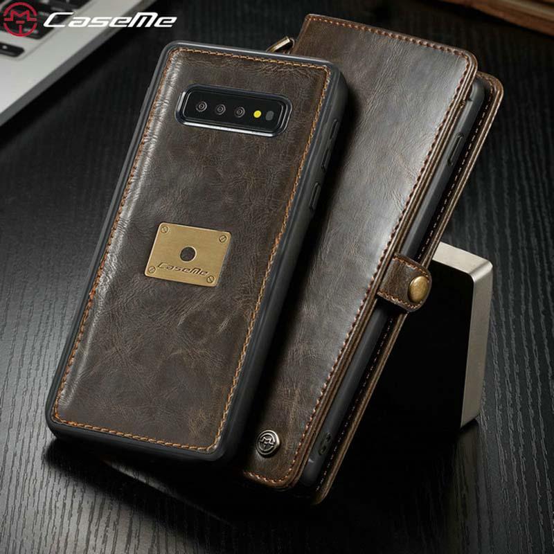 For Samsung Galaxy S10 Plus Cases CaseMe Retro Genuine ...
