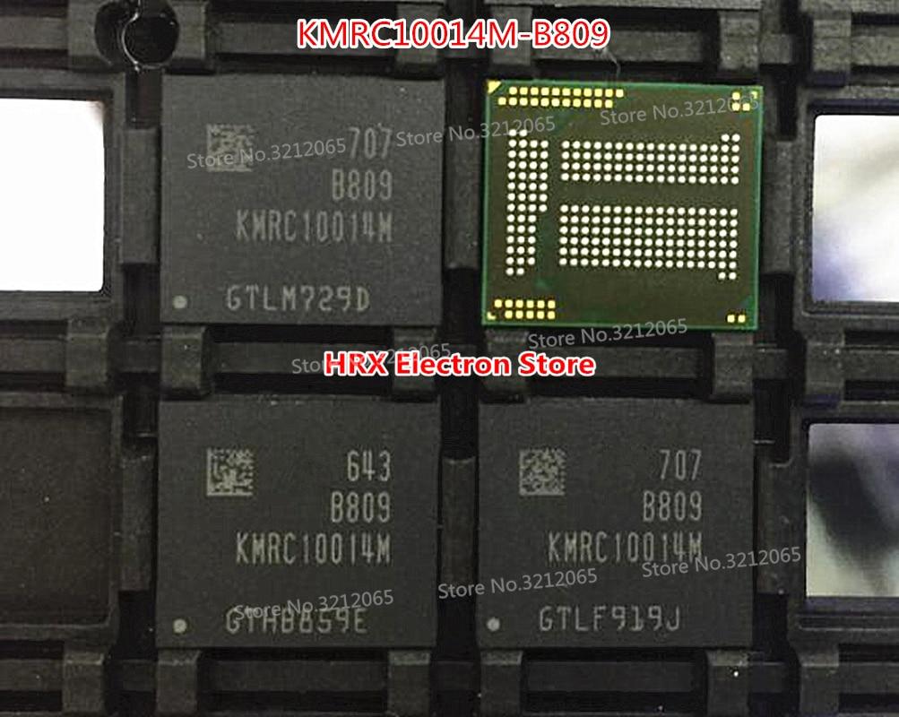 100% nouveau KMRC10014M-B809 d'origine KMRC1000BM-B809 BGA EMCP