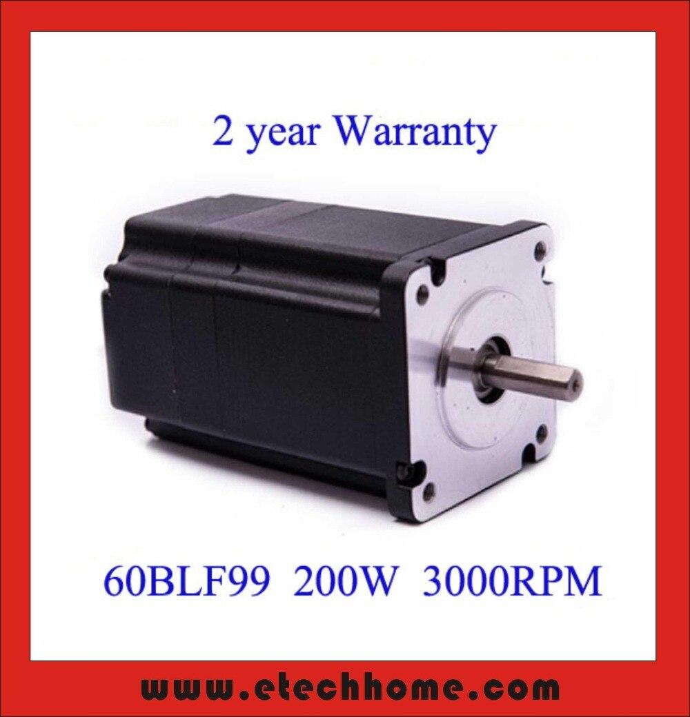 60 mm brushless dc motor 48v 200w 3000rpm in dc motor from for Brushless dc motor buy