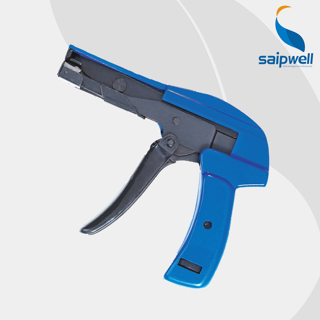 Befestigung und schneidwerkzeug speziell für kabelbinder pistole für ...