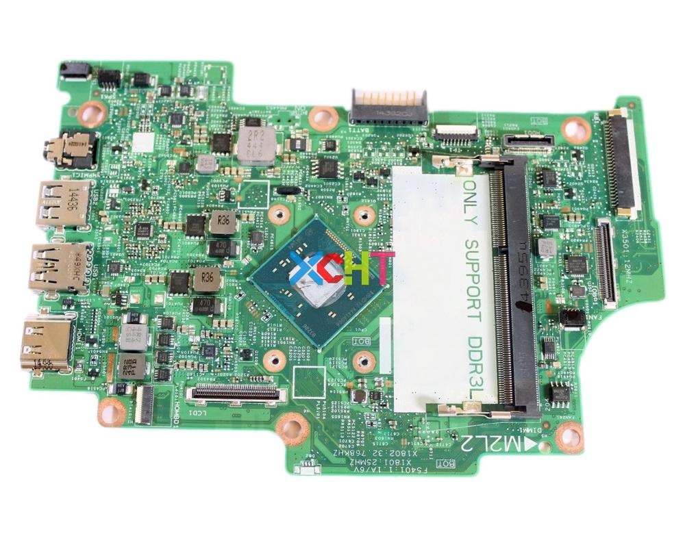 for Dell Inspiron 11-3147 CW22X 0CW22X CN-0CW22X w N2830 CPU 13270-1 Laptop Motherboard Mainboard Testedfor Dell Inspiron 11-3147 CW22X 0CW22X CN-0CW22X w N2830 CPU 13270-1 Laptop Motherboard Mainboard Tested