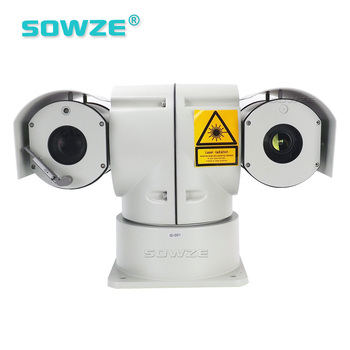 High Quality 1080P 30X Optical Zoom 400m Night Version IP Laser Vehicle CCTV Security PTZ Camera 2