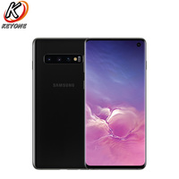 New Samsung Galaxy S10 G9730 Mobile Phone 6.1 8GB RAM 128GB ROM Snapdragon 855 IP68 Waterproof Dustproof Android 9.0 Dual SIM