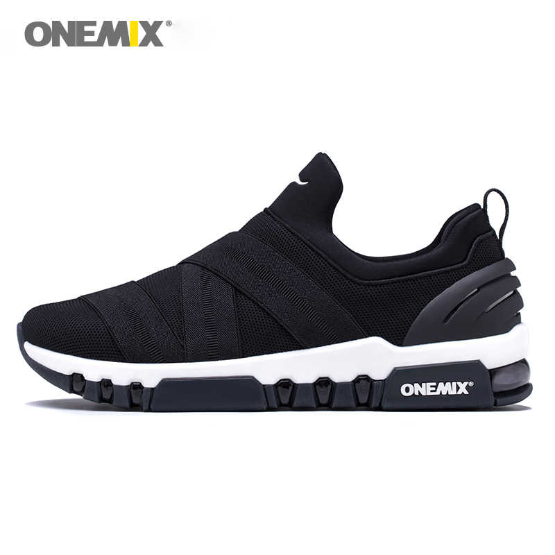 new arrival 03c0e 4915f ONEMIX Running Shoes for Men Light Sneakers for Women Breathable Sports for  Outdoor Trekking Walking Running