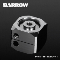 Barrow TBTS20 V1/PBTS28 W, all bronze water pump cover for DDC serise pump computer water cooling