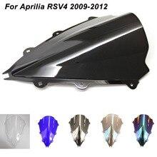 Motorcycle Windscreen Windshield Screws Bolts Accessories For Aprilia RSV4 R RSV4R 2009 2010 2011 2012 2013 2014 Iridium