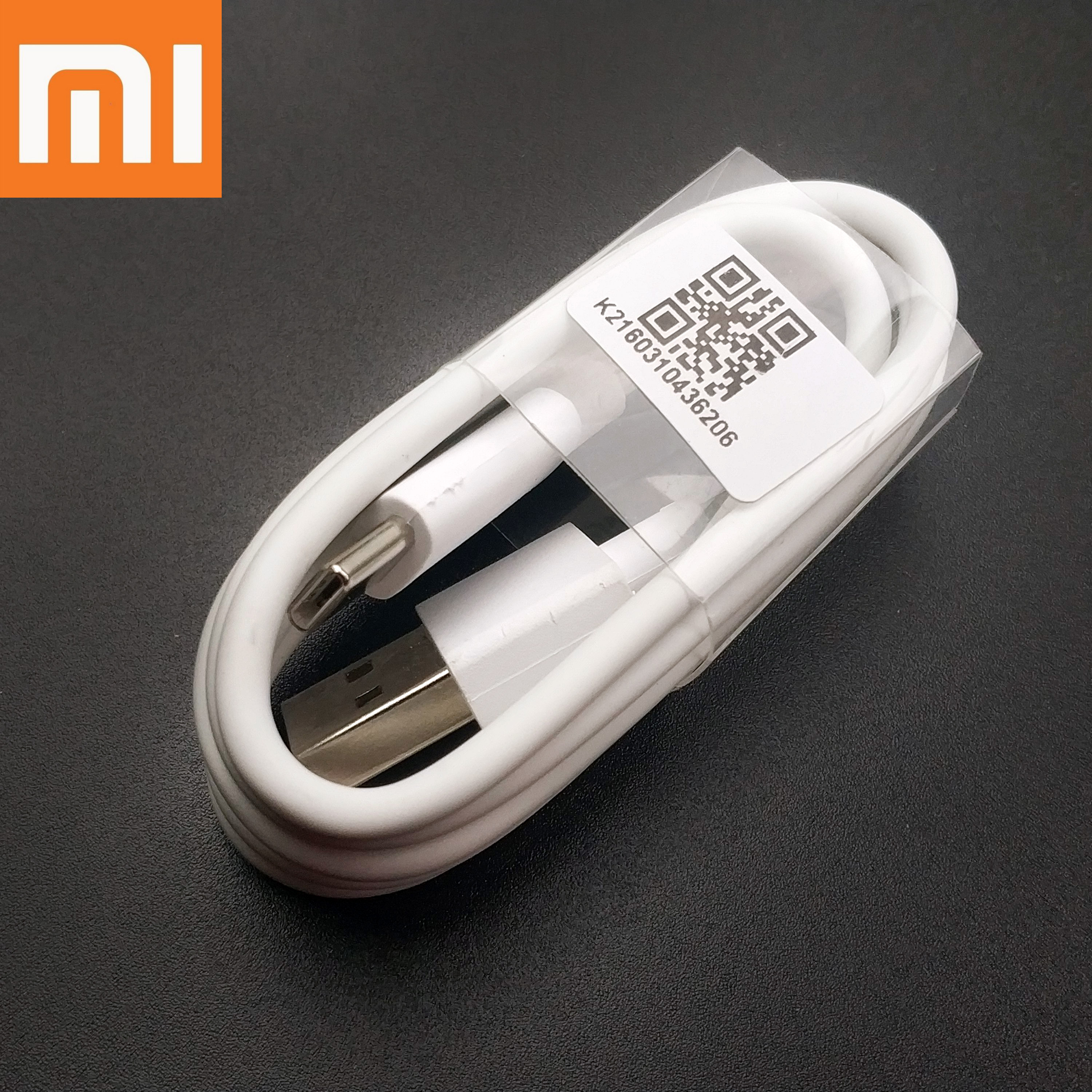 xiaomi mi 6 charger cable original usb type-c 100cm white charge data sync line cable for Mi 9 8 se mix 3 2s A2 A1 pocophone f1