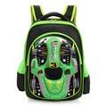 Russia Style Cartoon 3D Car-styling Orthopedic School Bags For Boys Waterproof Backpacks Children Schoolbag Kids Satchel Mochila