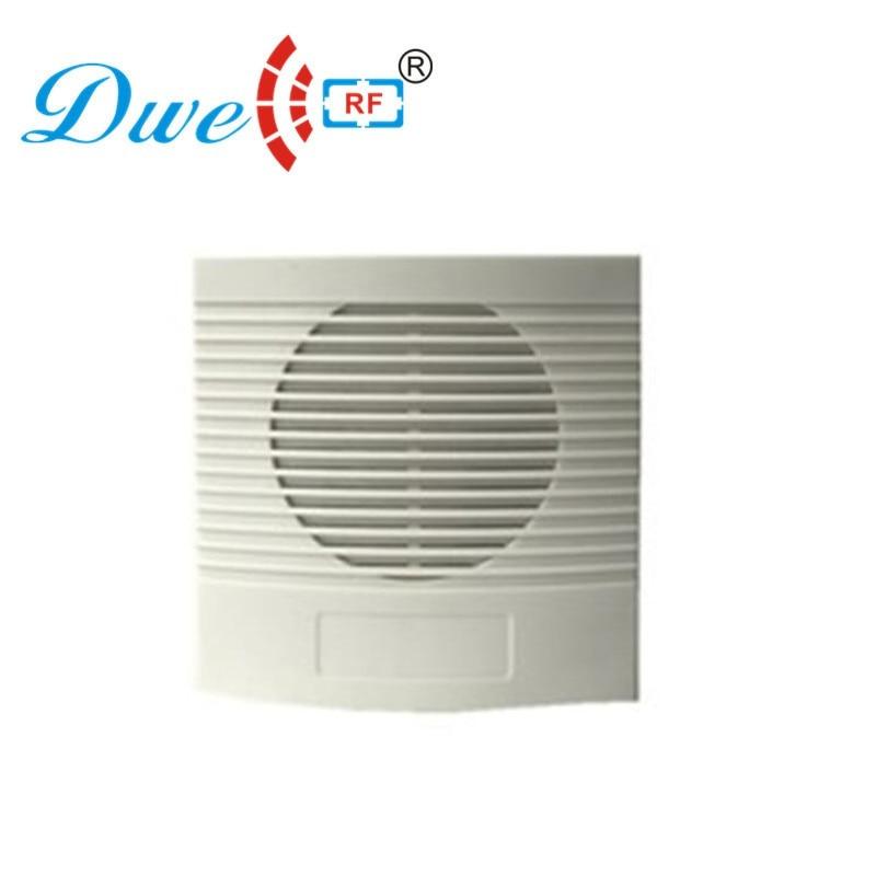 12V Door Chime Access Control Wired Dingdong Doorbell Button 3 Tones No Battery Door Bell