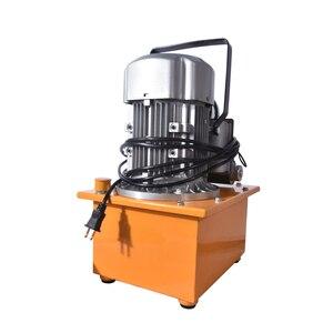 Гидравлический Электрический насос 7л, Емкость резервуара для масла 220 В/380 В/110 В, опциональный Соленоидный клапан с педалью 750 Вт 70 МПа