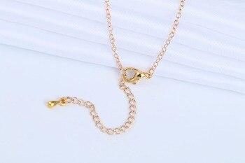 Kinitial 2pcs New Infinity Cross Crystal Dangle Bracelet Necklace Sets Bridal Wedding Party Jewelry Set Pendientes Mujer Bijoux 5