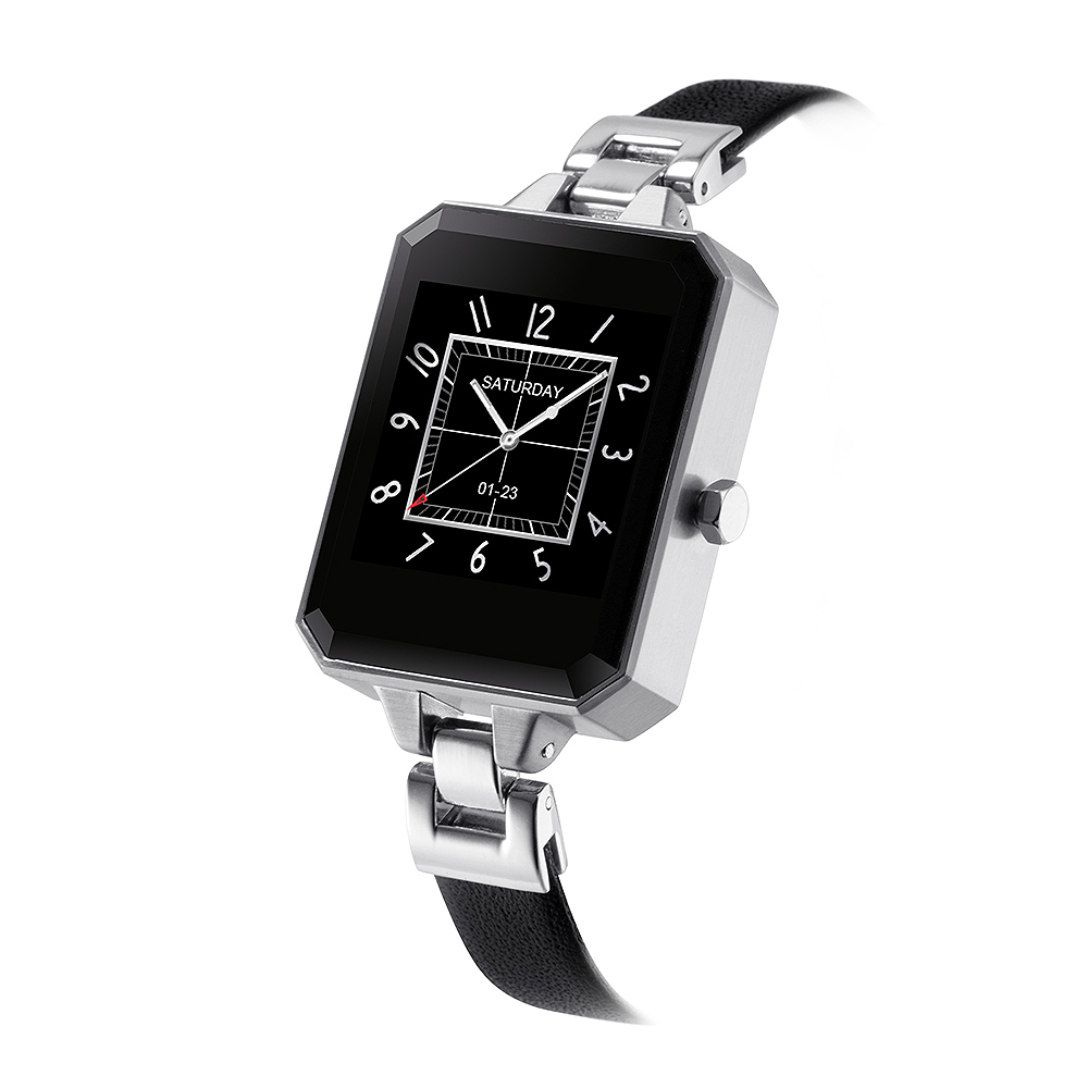 Fashion Android Wear Smart Watch ios Women Heart Rate ...