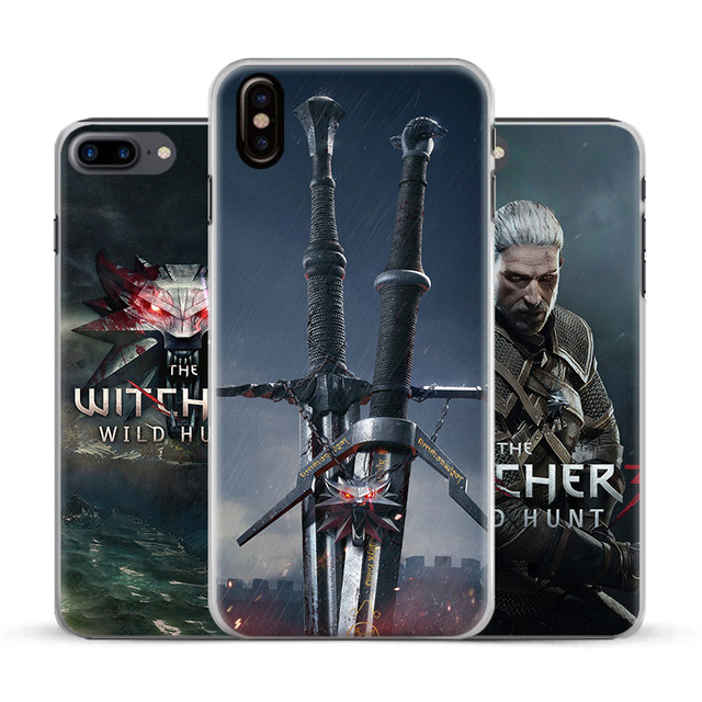 coque iphone 8 the witcher 3 iphone