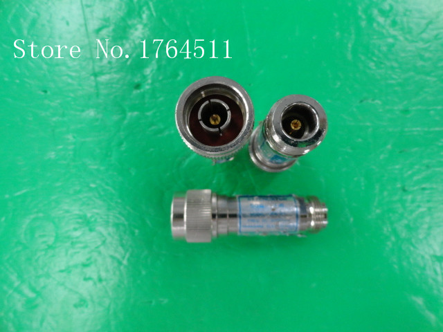 [BELLA] TME UFA-01 DC-3GHz 1dB 2W N Coaxial Fixed Attenuator  --3PCS/LOT