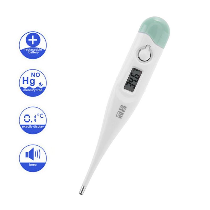 Baby Care Lcd Thermometer Digital Baby Kids Child Adult Body Medical Temperature Measurement Tools Baby Termometro Digital Infravermelho Cheap Sales Mother & Kids