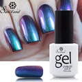 Saviland 1pcs 3D Colorful Phantom Chameleon Nail Polish Long Lasting Varnishes UV/LED 3D Glitter Esmalte Primer Gel