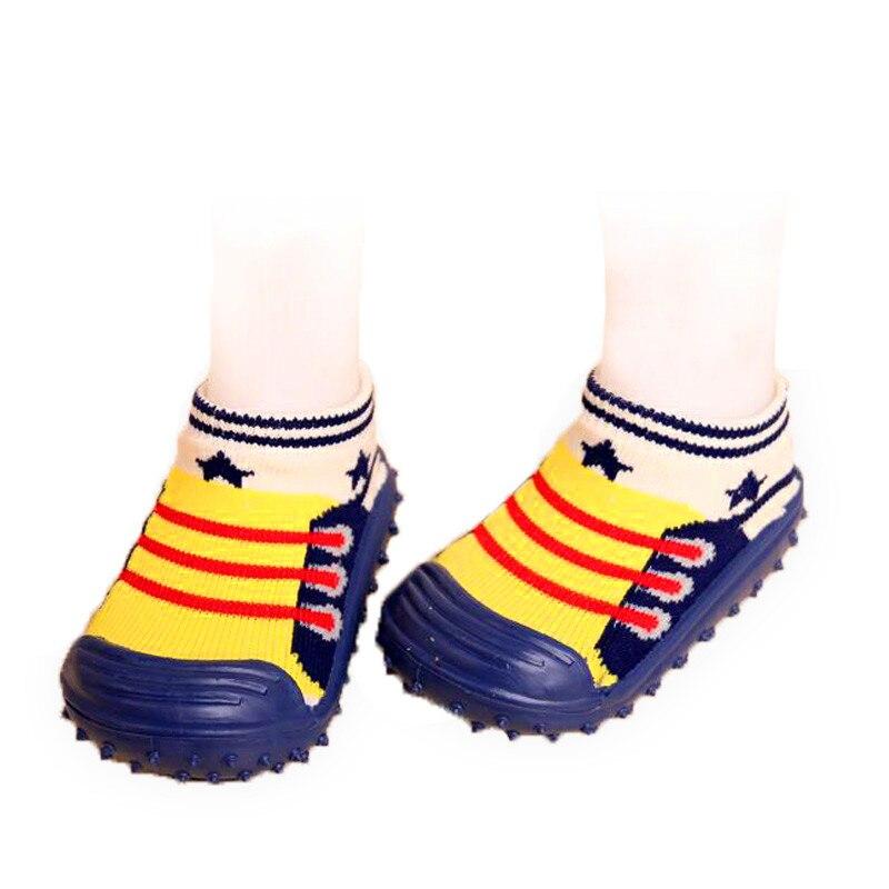 Baby Socks Rubber Soles Anti Slip Floor