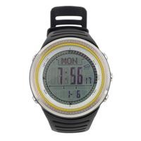 Mode Slip Sport Jurk Elektronica Polshorloge Mannen PU Band LCD Dispaly Horloge Stap Meting Digitale Relogio Masculino