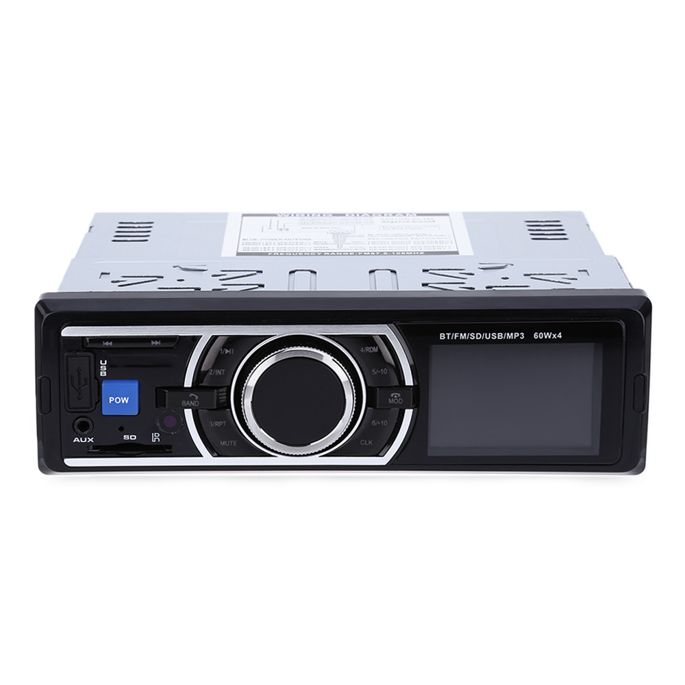 Audio-Player Fm-Radio Android In-Dash Support Bluetooth-3.0 with Usb Sd Car-Stereo Mp3