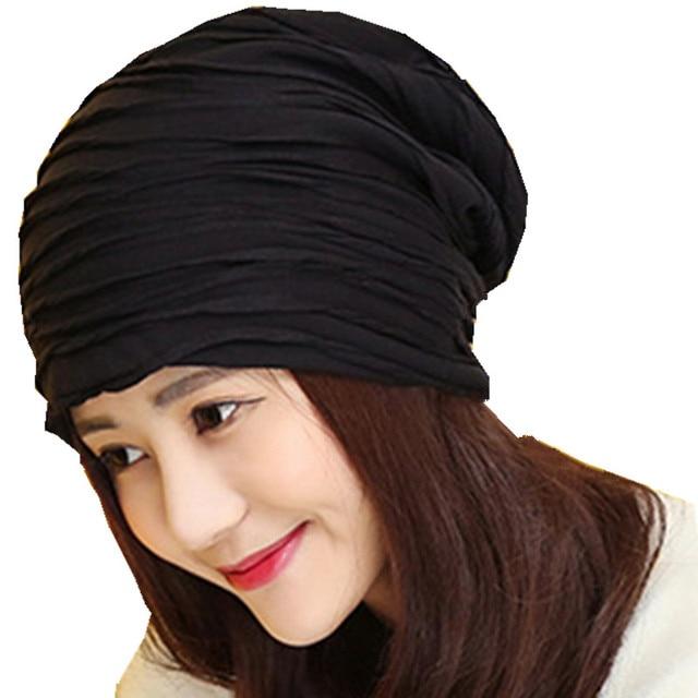 2018 new knitted strip solid color girls fashion beanies boys men women  head wear caps warm 4ac83593eb71
