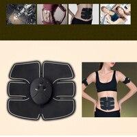 Smart EMS Electric Pulse Treatment Massager Abdominal Muscle Trainer Wireless Sports Muscle Stimulator Fitness Massage 20