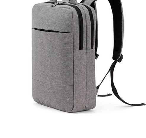 Anti-Theft Backpack USB Intelligent Charging Anti Theft Shoulder Bag Laptop School Bag 3502080 canemu anti theft simulator