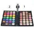 GRACEFUL  28 Colors eyeshadow pallete Women Cosmetic Makeup Neutral Nudes Warm Eyeshadow Palette maquiagem Tool NOV29