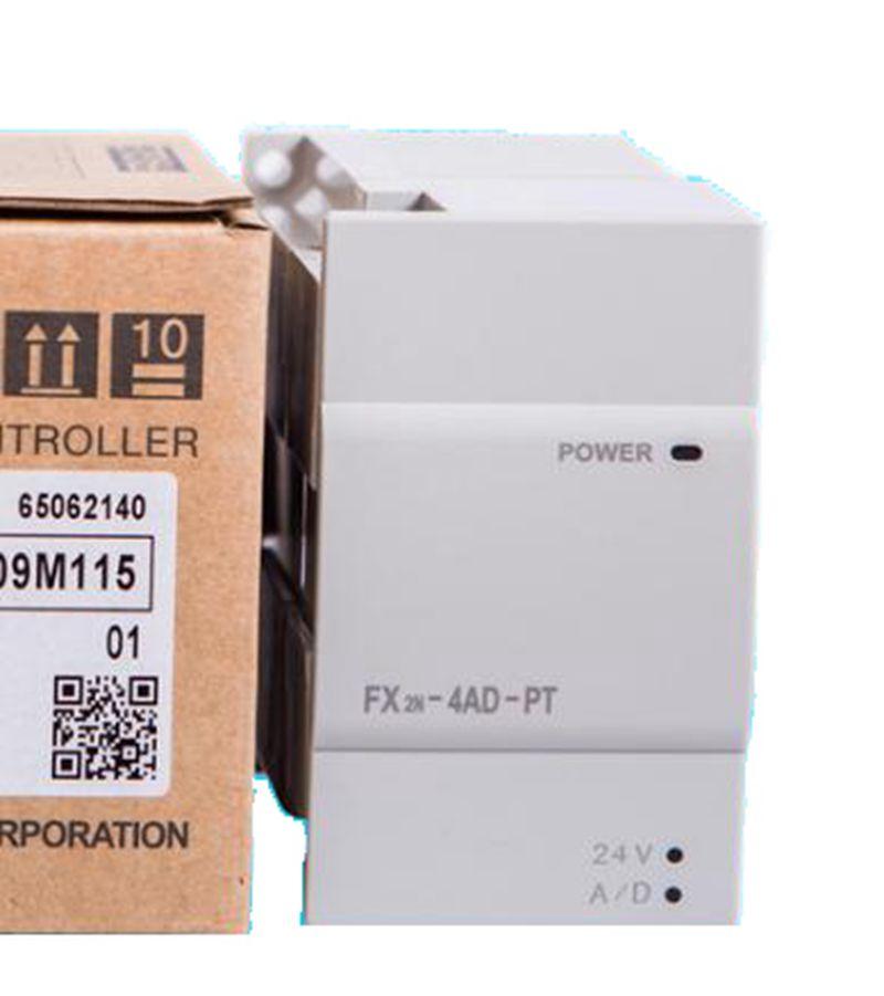 FX2N-4AD-PT Module new original FX2N-4AD-PT PLC new original fx2n 8ad special function blocks