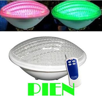 buy par56 54w rgb led pool light aquarium