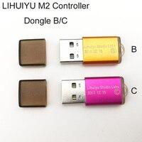 LIHUIYU Scheda Principale M2 Nano Co2 Sistema di Controllo Laser Dongle UN Dongle B Dongle C FAI DA TE 3020 3040 K40