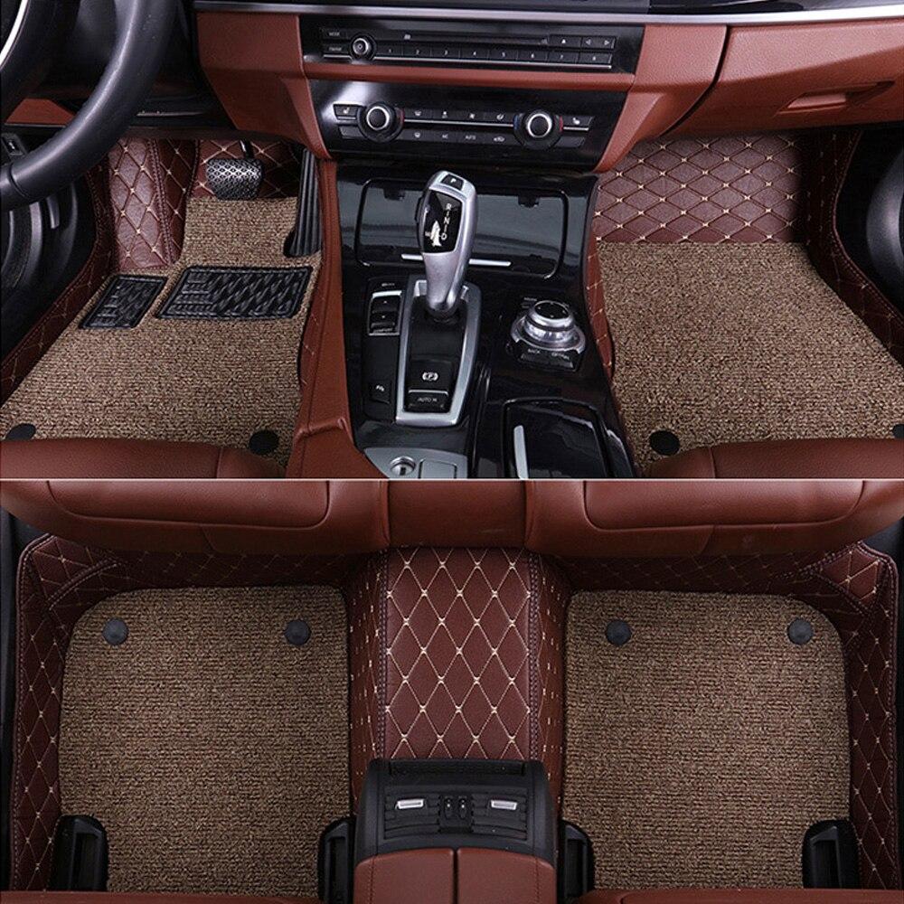 SUNNY FOX Car Floor Mats Made For Hyundai Rohens Genesis