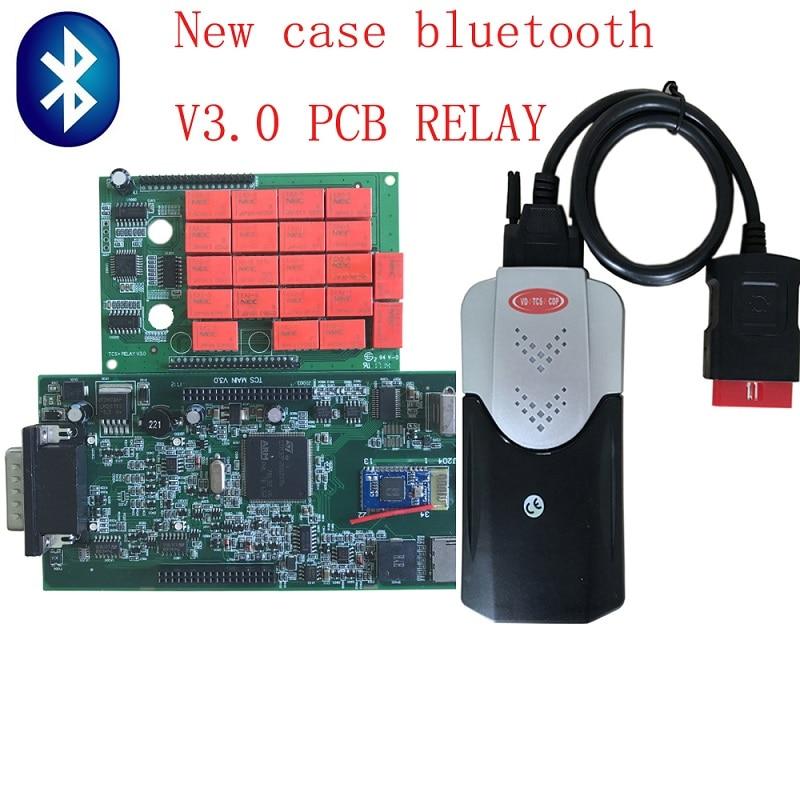 Лучшая плата v3.0 2015 R3 с генератором ключей/2016R0 для vd ds150e cdp obd2 автомобильный и грузовой диагностический сканер новые инструменты vci