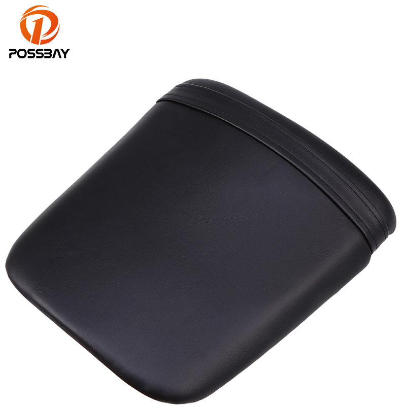 POSSBAY Motorcycle ABS Plastic Leather Cushion Rear Seat for Honda F5 2007-2012 Moto Seat Pad Accessories
