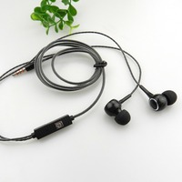 100PCS with packing K Sound unverisal In Ear earphones with Mic for HUAWEI/Android /xiaomi