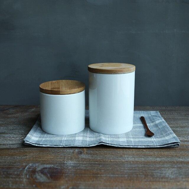 Hochwertig F IKEA Futon Europäischen Keramik Kanister Kanister Kaffee Dosen Von Lebensmitteln  Lagerung Dosen Gewürzglas Mit Deckel