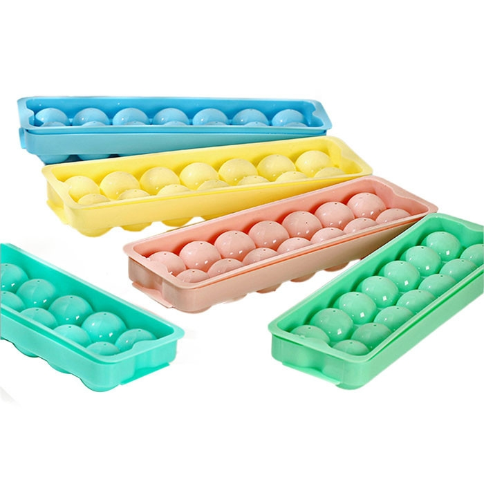2017 Summer 14 Ice Tray Ice Cubes DIY Mould Pudding Jelly Mold Creativity Bar Party High Quality Tools Of Refrigerator Hot
