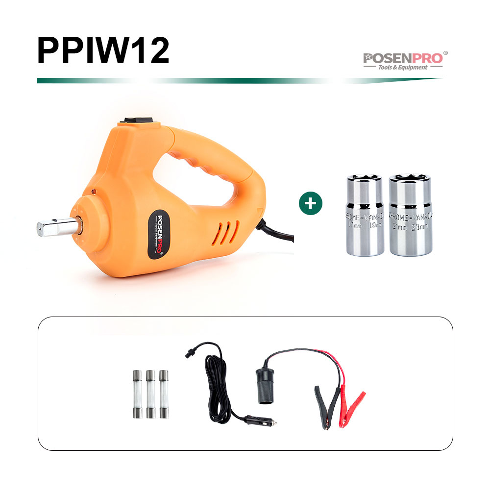 Detail Feedback Questions about POSENPRO Electric Impact Wrench 1/2
