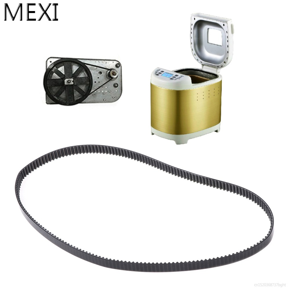 MEXI Automatic Bread Maker Machine Belt Band Strap Perimeter 549mm For XBM-1328 DL-200 DL-08 Tools dl 200