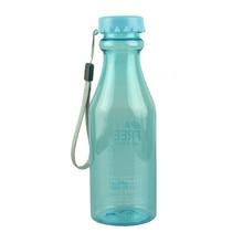 Unbreakable Plastic Water Bottle