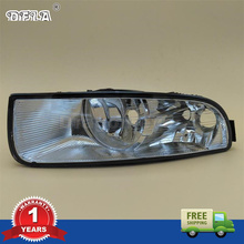 DFLA Car Light For Skoda Superb 2008 2009 2010 2011 2012 2013 New Front Left Halogen Fog Lamp Fog Light Driver Side