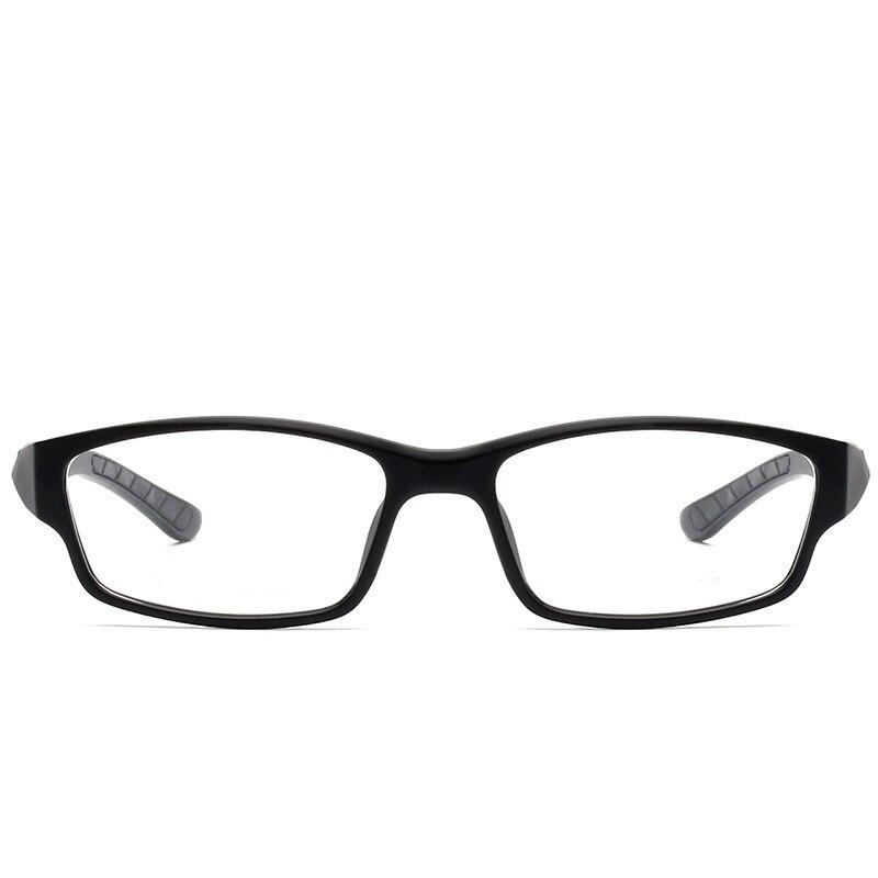 Mode Männer Frauen Acetat Brillen Rahmen Marke TR90 Vollformat - Bekleidungszubehör - Foto 6