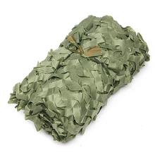 3m*2m Outdoor Hunting Military Camouflage Net Woodland Army Camo Netting Camping Sun Shelter Tent Shade Sun Shelter