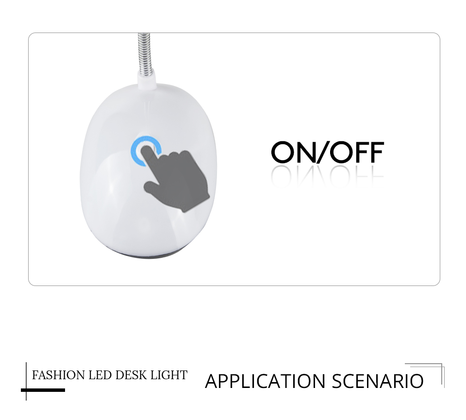 Table Lamp Folding Eye-Protection Luminaria Table Light (10)